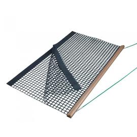 Разметалка для корта двойная на деревянной рейке (200*115)