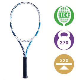 Теннисная ракетка Babolat Evo Drive Women White/Blue
