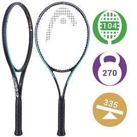 Теннисная ракетка Head Graphene 360+ Gravity Lite 2021