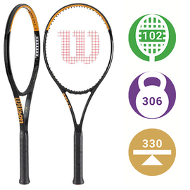 Теннисная ракетка Wilson Blade 102 Serena Williams Autograph 2021