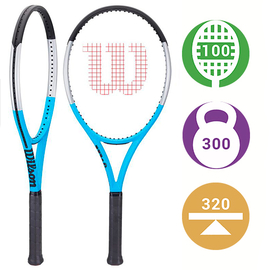 Теннисная ракетка Wilson Ultra 100 V3.0 Reverse. Новинка 2021 года!