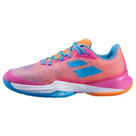 Теннисные кроссовки Babolat Jet Mach 3 Clay Court W Неоновый розовый
