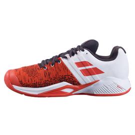 Теннисные кроссовки Babolat Propulse Blast Clay Court White/Red