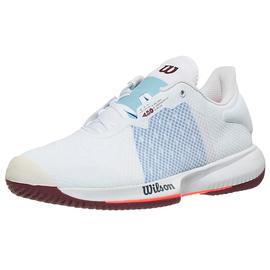 Теннисные кроссовки Wilson Kaos Swift White/Blue