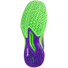 Детские теннисные кроссовки Babolat Jet Mach 3 All Court Jade Lime