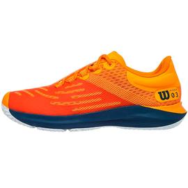 Детские теннисные кроссовки Wilson Kaos 3.0 Orange