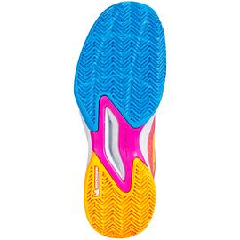 Детские теннисные кроссовки Babolat Jet Mach 3 Clay Court Neon Pink