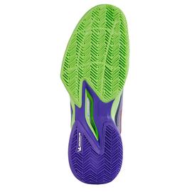 Теннисные кроссовки Babolat Jet Mach 3 Clay Court Blue Green