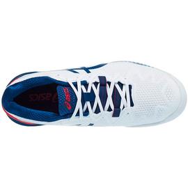 Теннисные кроссовки Asics Gel-Resolution 8 Clay White/Mako Blue