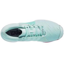 Детские теннисные кроссовки Wilson Kaos 3.0 Light Blue