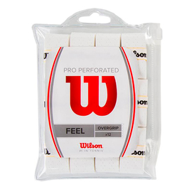 Намотка Wilson Pro Overgrip Perforated 12 штук