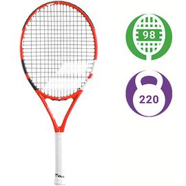 Детская теннисаня ракетка Babolat Strike Junior 24 Red/White/Black