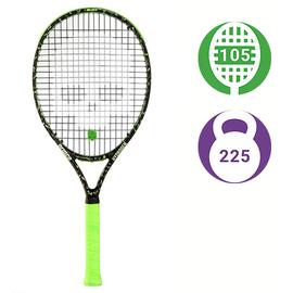 Детская теннисная ракетка Prince Graffiti 25 Black/Green
