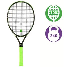 Детская теннисная ракетка Prince Graffiti 26 Black/Green