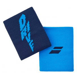 Напульсник Babolat Logo Jumbo Drive Blue