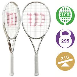 Теннисная ракетка Wilson Clash 100 US Open Limited Edition + 2 банки мячей US Open 4 в подарок!