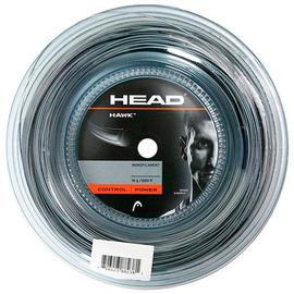 Теннисная струна Head Hawk Grey 1.25 200 метров