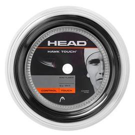 Теннисная струна Head Hawk Touch Black 1.30 200 метров