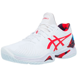 Теннисные кроссовки Asics Court FF Novak L.E. White/Red