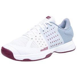 Теннисные кроссовки Wilson Kaos Komp Women White/Grey