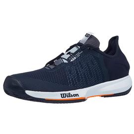 Теннисные кроссовки Wilson Kaos Rapide Clay Dark Blue/White