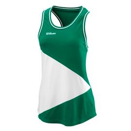 Топ Wilson Team II Green White