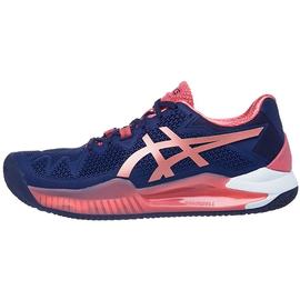 Теннисные кроссовки Asics Gel-Resolution 8 Clay Pink/Blue