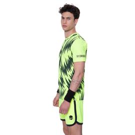 Мужская теннисная футболка Hydrogen SCRATCH TECH