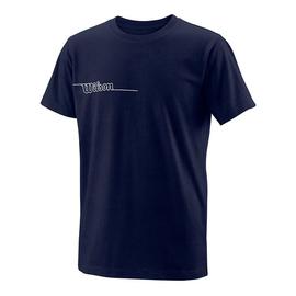 Юниорская футболка Wilson Team II Blue