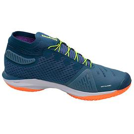Теннисные кроссовки Wilson Kaos 3.0 SFT Sargasso Sea/Orange