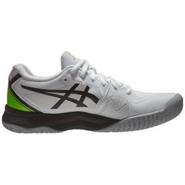 Теннисные кроссовки Asics Gel-Challenger 13 White/Black/Green