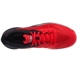 Теннисные кроссовки Wilson Rush Pro 3.5 Infarared/Black