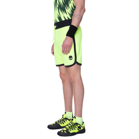 Теннисные шорты HYDROGEN TECH Fluo Yellow