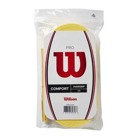 Намотка Wilson Pro Overgrip Жёлтый 30 штук
