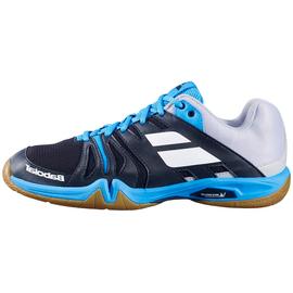 Бадминтонные кроссовки Babolat Shadow Team M Blue/White