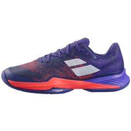 Теннисные кроссовки Babolat Jet Mach 3 All Court M Синий/Оранжевый