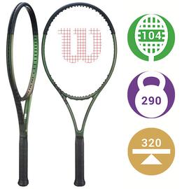 Теннисная ракетка Wilson Blade 104 Version 8.0