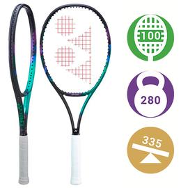 Теннисная ракетка Yonex Vcore Pro 100 Lite 280 грамм Green/Purple