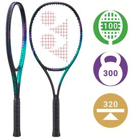 Теннисная ракетка Yonex Vcore Pro 100 300 грамм Green/Purple