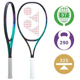 Теннисная ракетка Yonex Vcore Pro 97 290 грамм Green/Purple