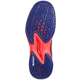 Детские теннисные кроссовки Babolat Jet Mach 3 All Court Blue/Orange