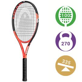 Теннисная ракетка Head YouTek IG Challenge MP Orange