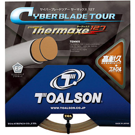 Теннисная струна Toalson Cyberblade Thermaxe 1,27 12 метров