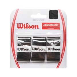 Намотка Wilson Pro Soft Overgrip Черная