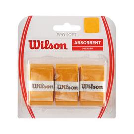 Намотка Wilson Pro Soft Overgrip Желтая