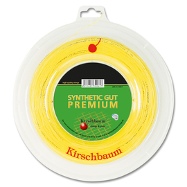 Теннисная струна Kirschbaum Synthetic Gut Premium 1.25 200 метров