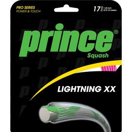 Струна для сквоша Prince Lightning XX 17 Красные