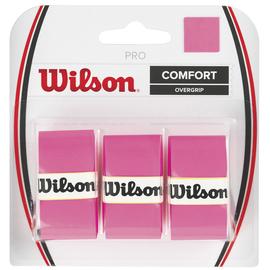 Намотка Wilson Pro Overgrip Розовая