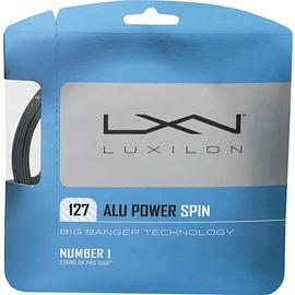 Теннисная струна Luxilon Alu Power Spin 12 метров