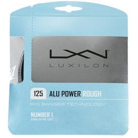 Теннисная струна Luxilon Alu Power Rough 1,25 12 м